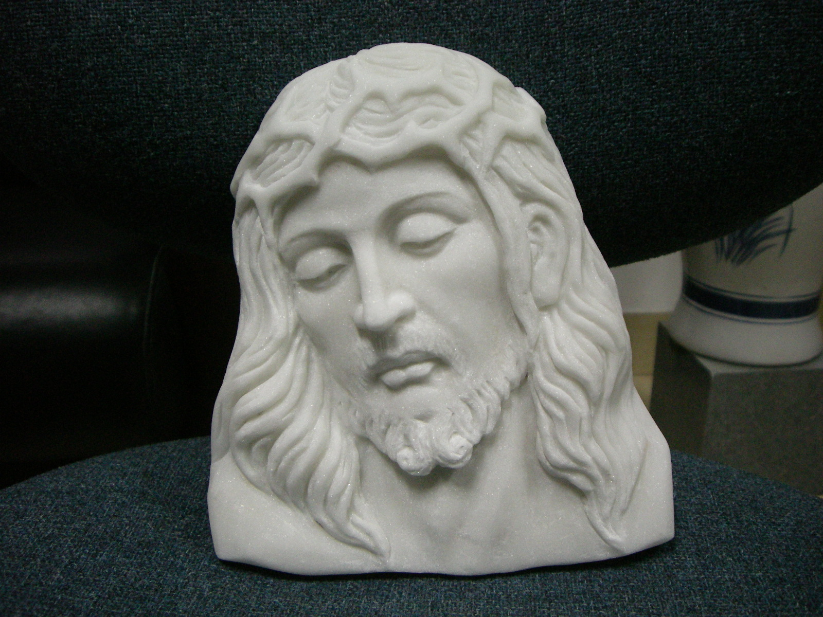 Funeral Religious Jesus Carving