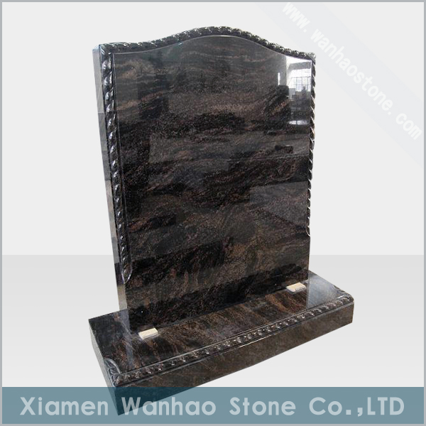 chinese granite headstone WH-EM012